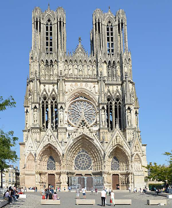 Reims-Kathedrale-Notre-Dame